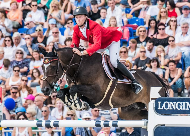 Belgium triumph at FEI Jumping Nations Cup event in Sopot