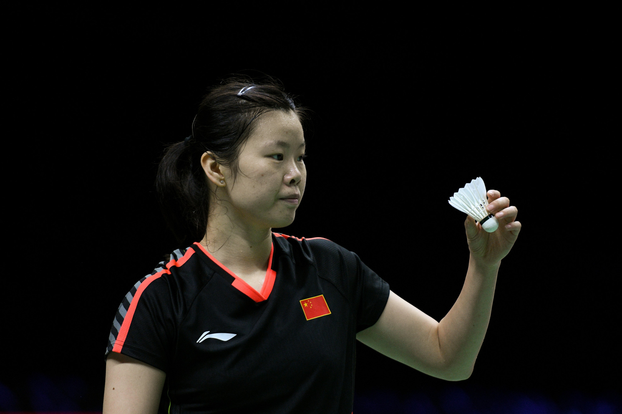 Zhang denied home success as Li wins US Open Badminton Championships title