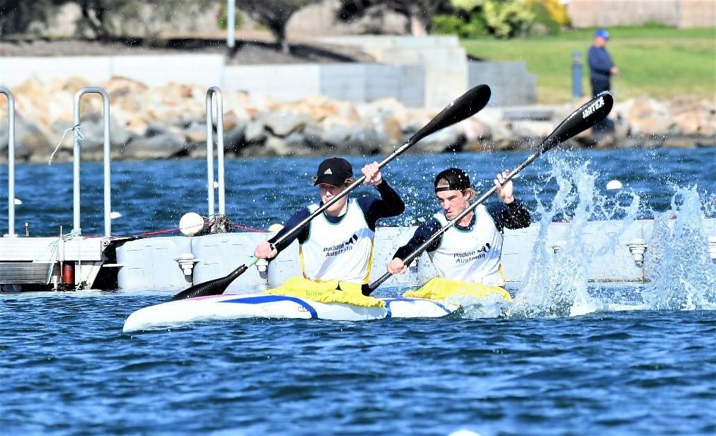 Around 300,000 people take part in paddle sports across Australia ©Paddle Australia