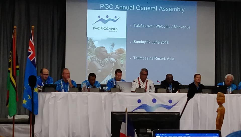 Tahiti remain suspended by Pacific Games Council despite progress towards reinstatement