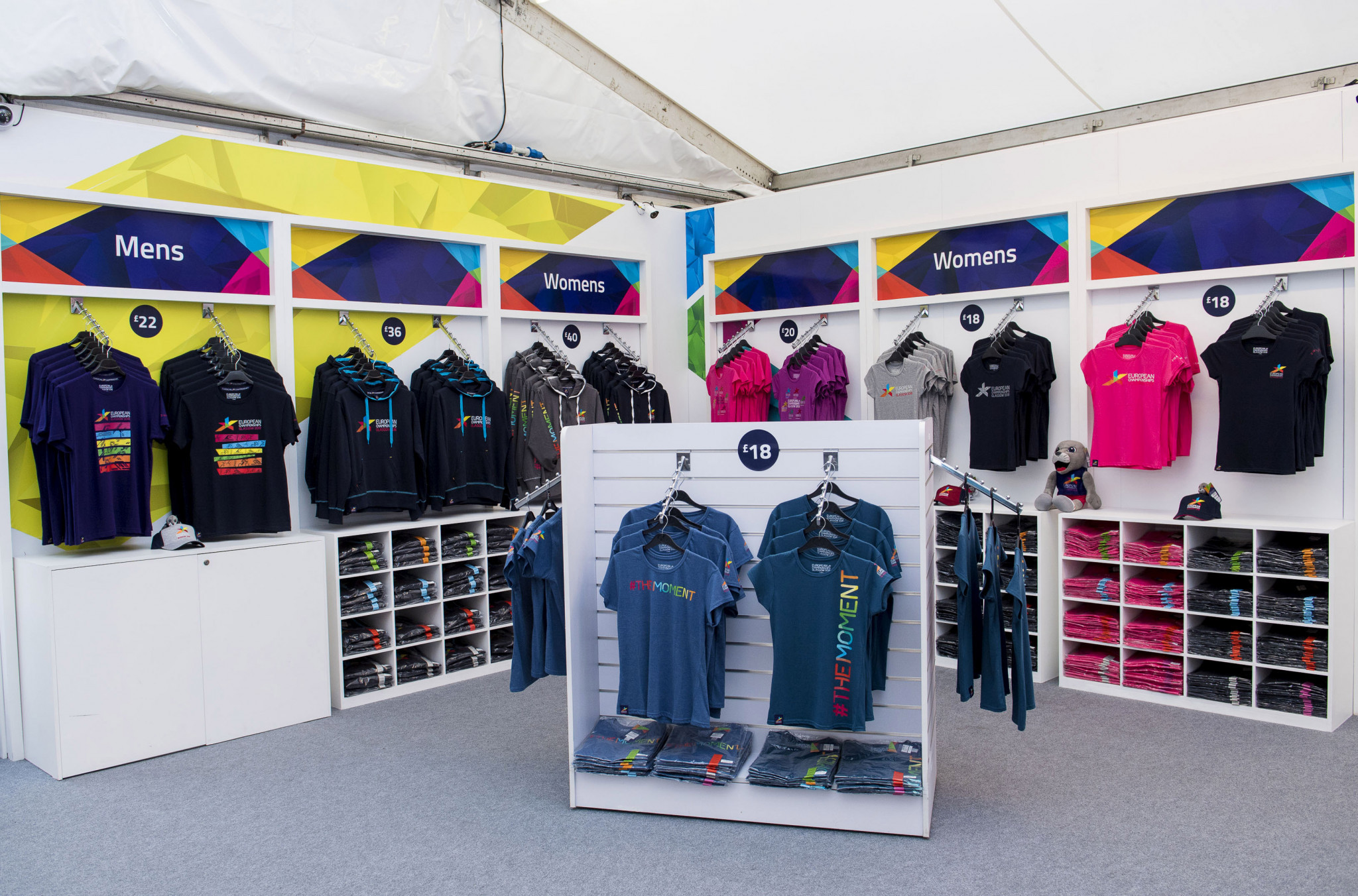 Official Glasgow 2018 shop opens in George Square