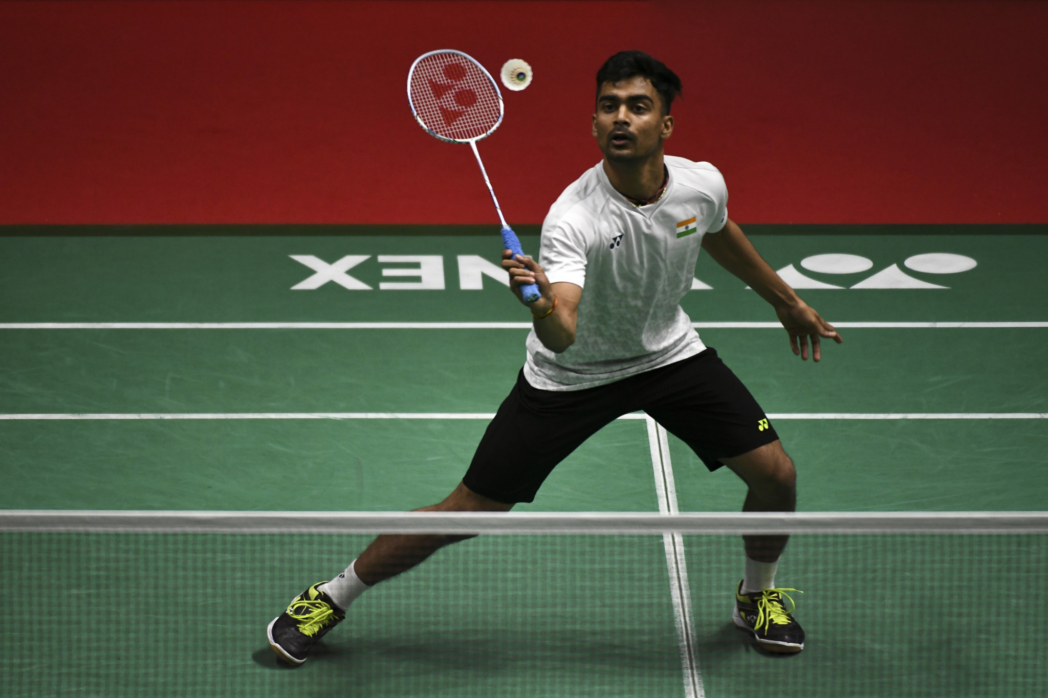 India's Sameer Verma is the top seed in the men's singles event ©Getty Images