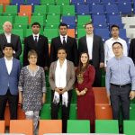 An IWF delegation has been impressed by Ashgabat's preparations for this year's World Weightlifting Championships ©IWF