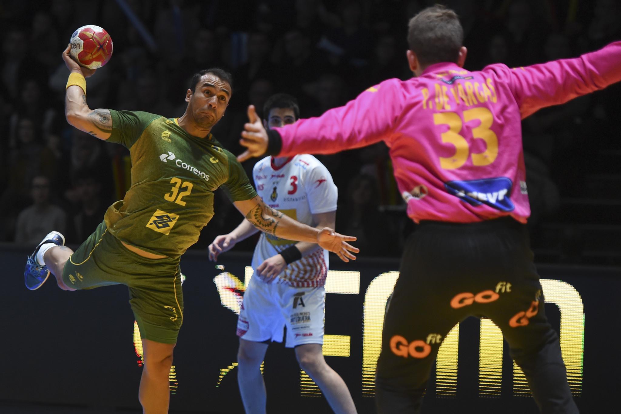 Holders Brazil maintain 100 per cent record at Pan American Men's Handball Championship