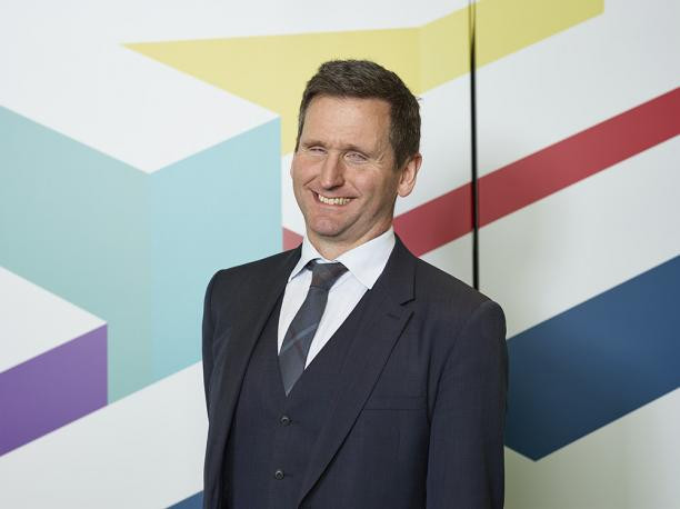 Former Paralympian Lord Chris Holmes named deputy chairman of Channel 4
