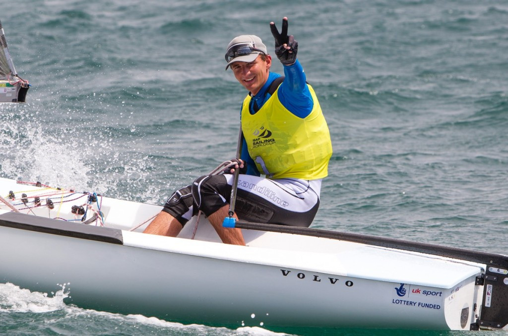 Scott claims gold in commanding fashion on final day of ISAF World Cup