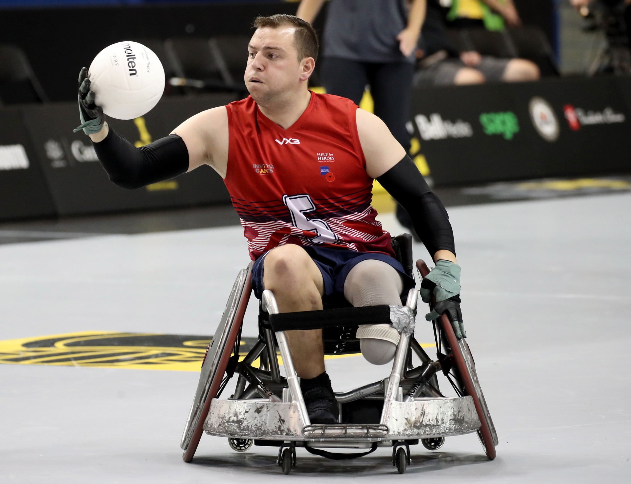 Great Britain announce squad for Wheelchair Rugby World Championships