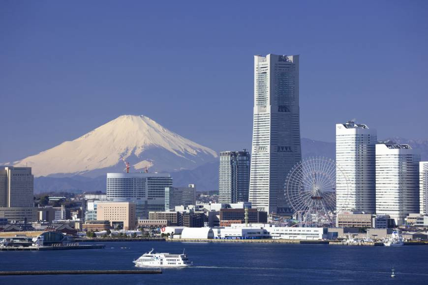 Plans for seaside gondolas in Yokohama before Tokyo 2020 backed by the Municpal Government