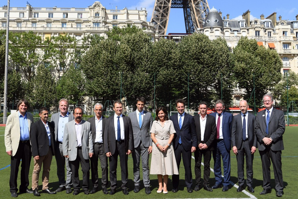 France's main trade unions sign charter of commitment with Paris 2024