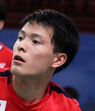 Japan's qualifier Takuma Obayashi won a tense match  in three games against Canadian Xiaodong Sheng at the Canada Open ©BWF