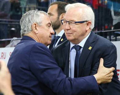 Tardif re-elected President of French Ice Hockey Federation for final four-year term