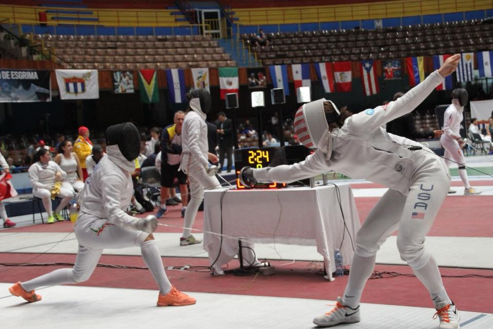 The United States have won four out of four team titles so far at the Pan American Fencing Championships in Havana, underlining their position as the continent's top country ©USA Fencing/Facebook