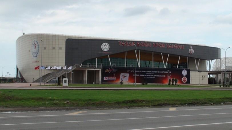 Samsun all set to host World Para-Taekwondo Championships and World Taekwondo Grand Prix Series 2