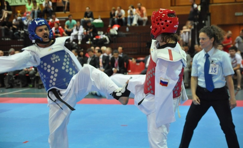 Latest Para-taekwondo world rankings released following Asian Championships