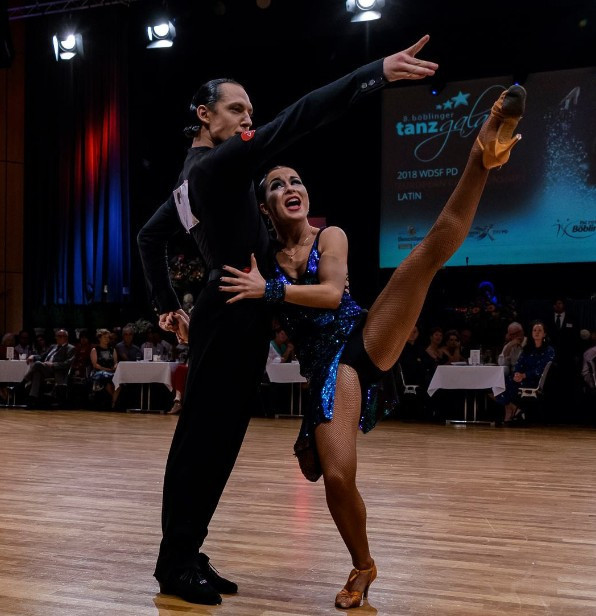 World DanceSport Federation President Hinder resigns in bid to unite sport