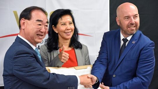 WBSC welcomes new Japan Softball Association and French Baseball Softball Federation accord