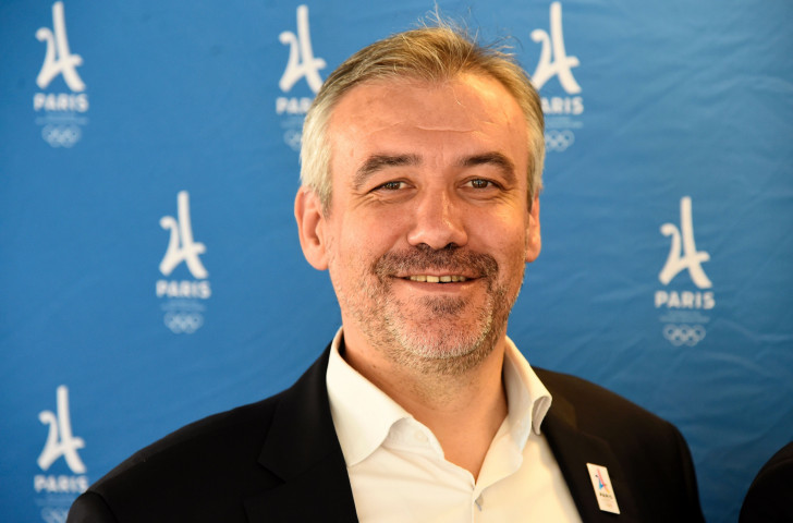 Etienne Thobois, chief executive for Paris 2024, was full of enthusiasm about possible gains from partnering Los Angeles 2028 in working out how best to deliver and present an Olympic Games ©Getty Images