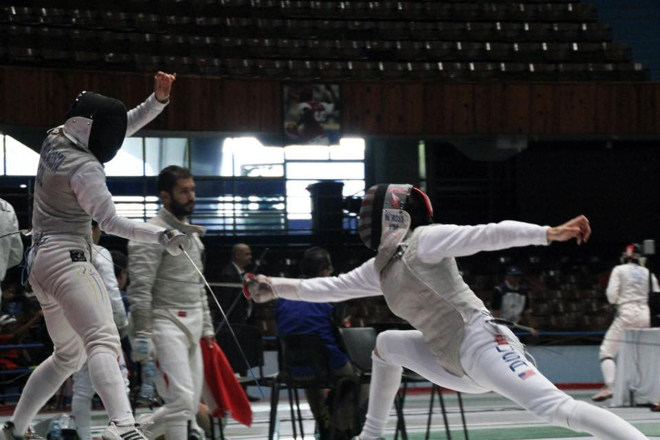The United States won all six team titles at the regional event ©USA Fencing/Facebook