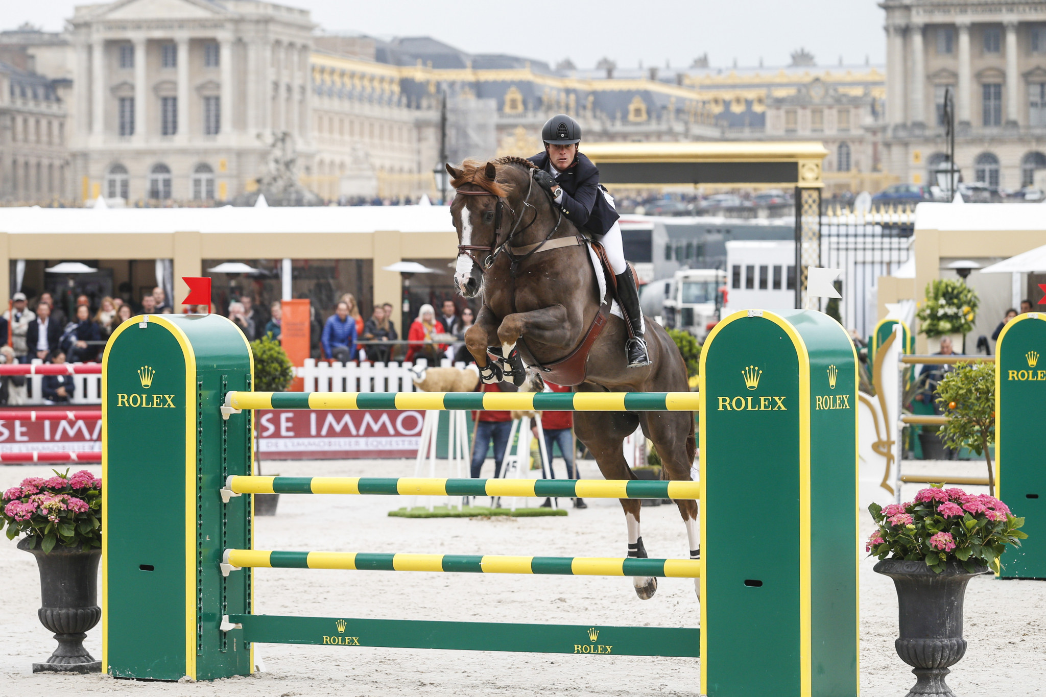 FEI Bureau unanimously supports confirmation of Paris 2024 equestrian events in Versailles