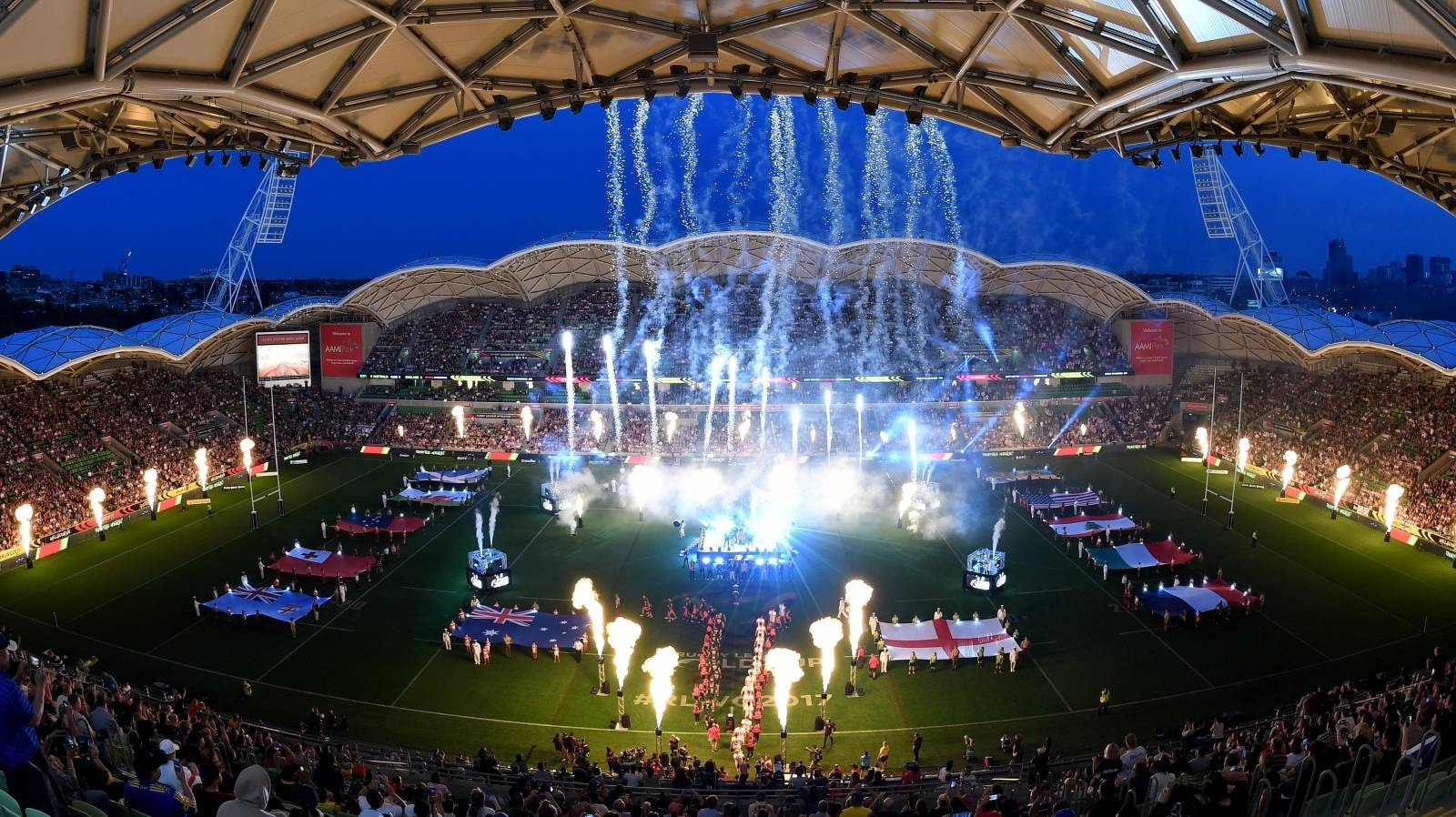 It's hoped the World Cup in 2021 will be the most watched event in the sport's history ©RLWC2021