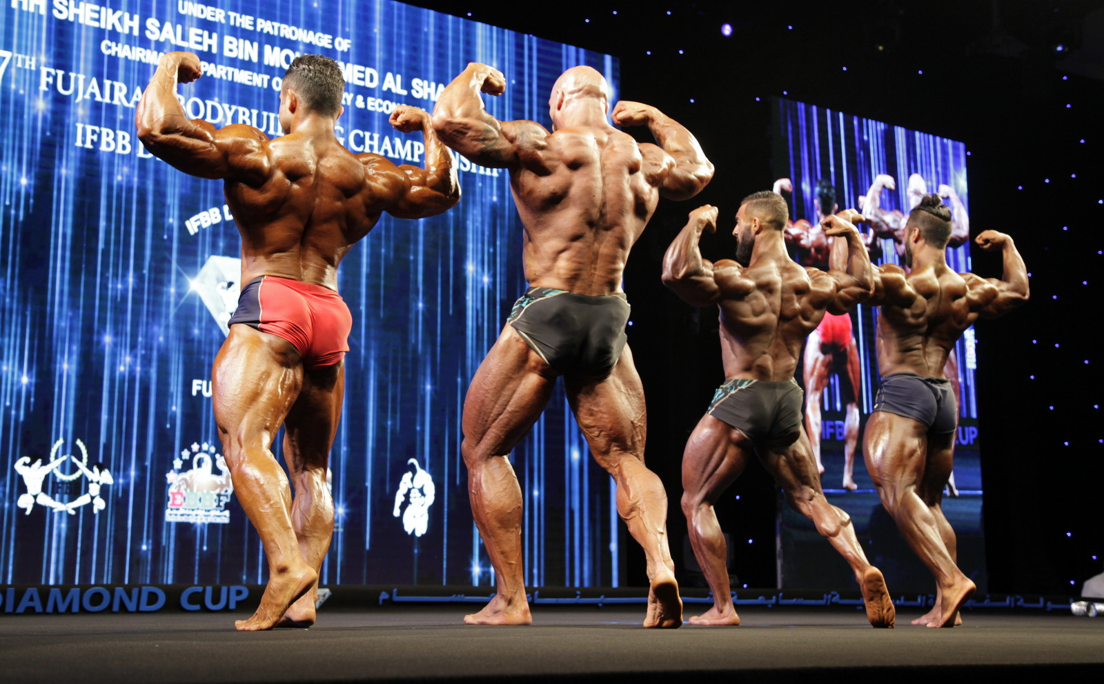 The classic physique division will make its debut at the 2018 Arnold Classic Europe in Barcelona ©IFBB