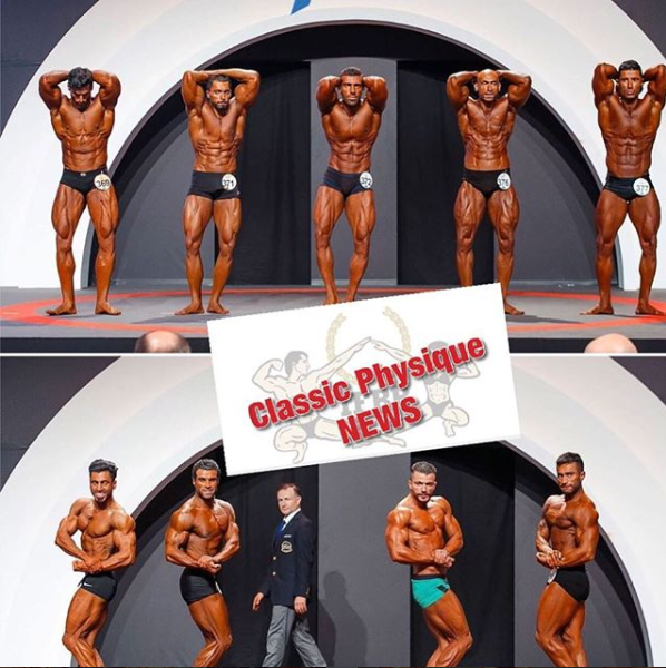 IFBB announces inclusion of classic physique division among official disciplines
