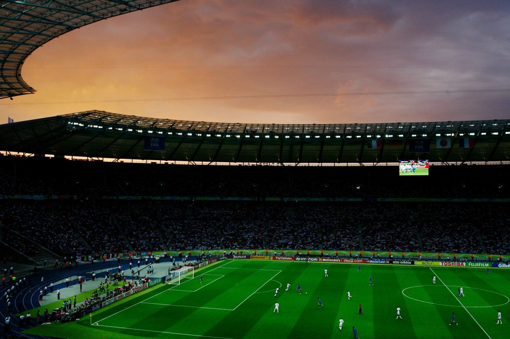 Germany are seeking to hold Euro 2024 after hosting the World Cup in 2006