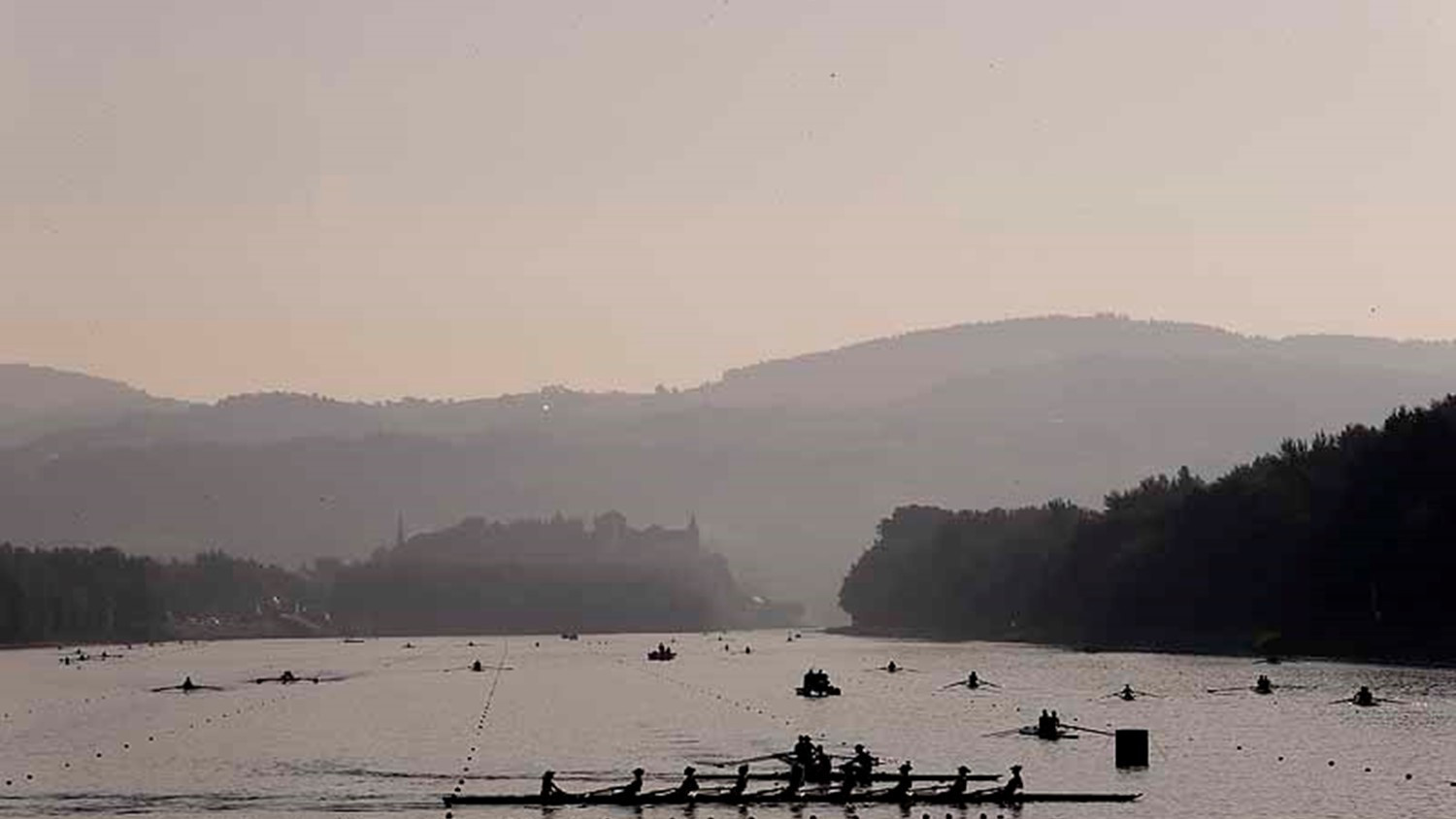 World Championship preparations to come under spotlight as World Rowing Cup series moves to Austria