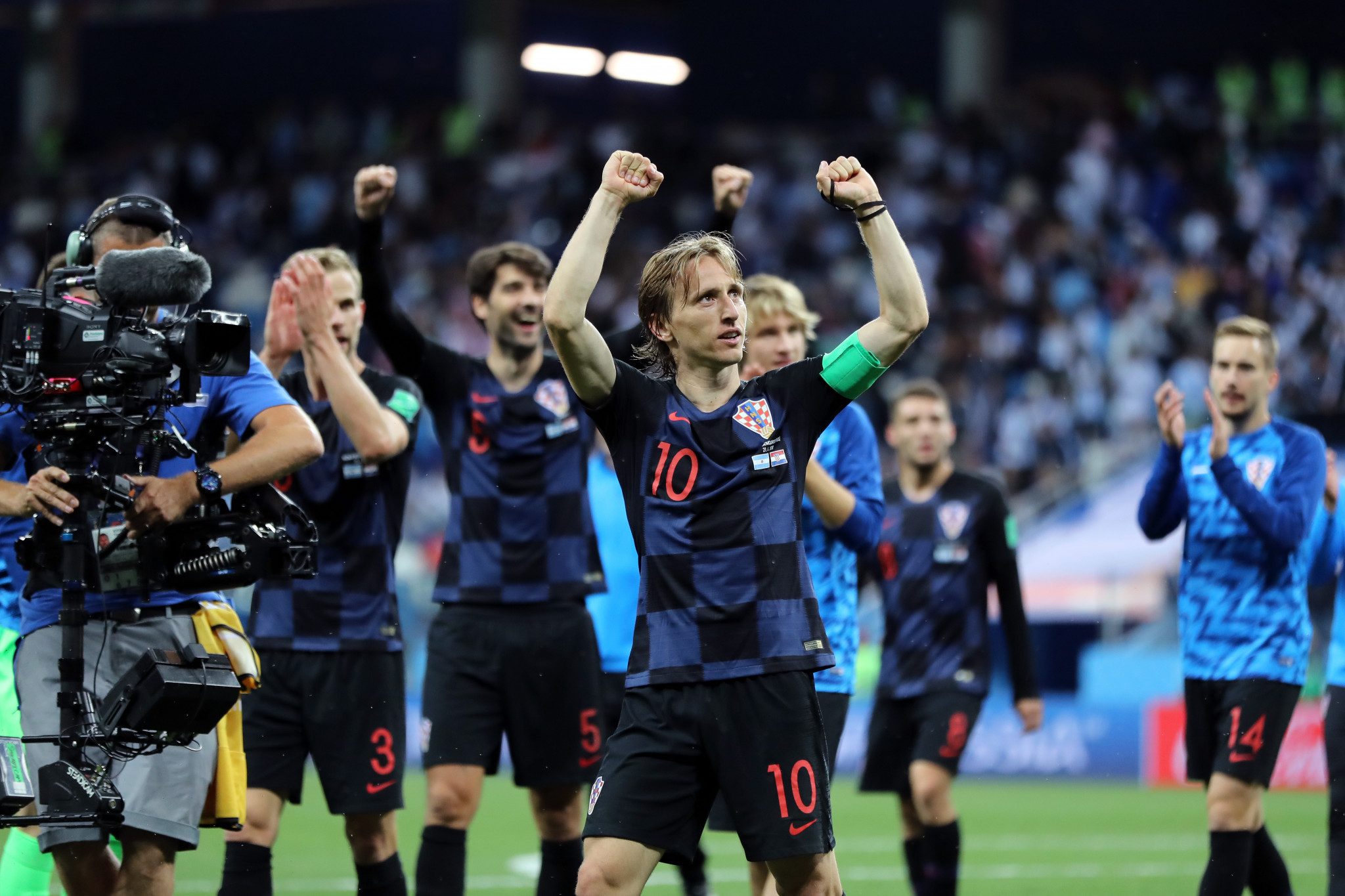 Argentina teetering on elimination after 3-0 loss to impressive Croatia at FIFA World Cup