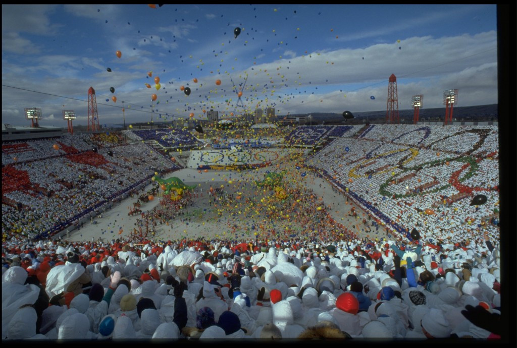 Calgary hosted the Winter Olympics in 1988