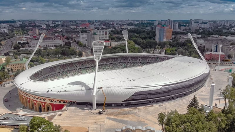 Celebrations marking one-year-to-go until the start of the 2019 European Games in Minsk have been held across the Belarusian capital ©EOC
