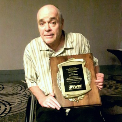 Campbell becomes first member of IWRF Hall of Fame