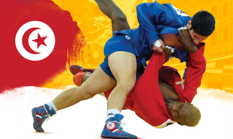 Tunisia poised for African Sambo Championships
