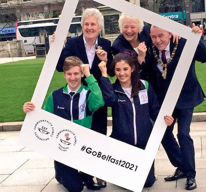 Belfast has been stripped as host of the 2021 Commonwealth Youth Games ©Belfast 2021