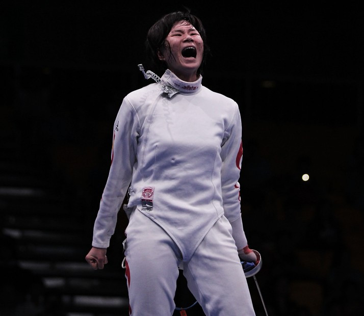 China win two team titles as Asian Fencing Championships conclude
