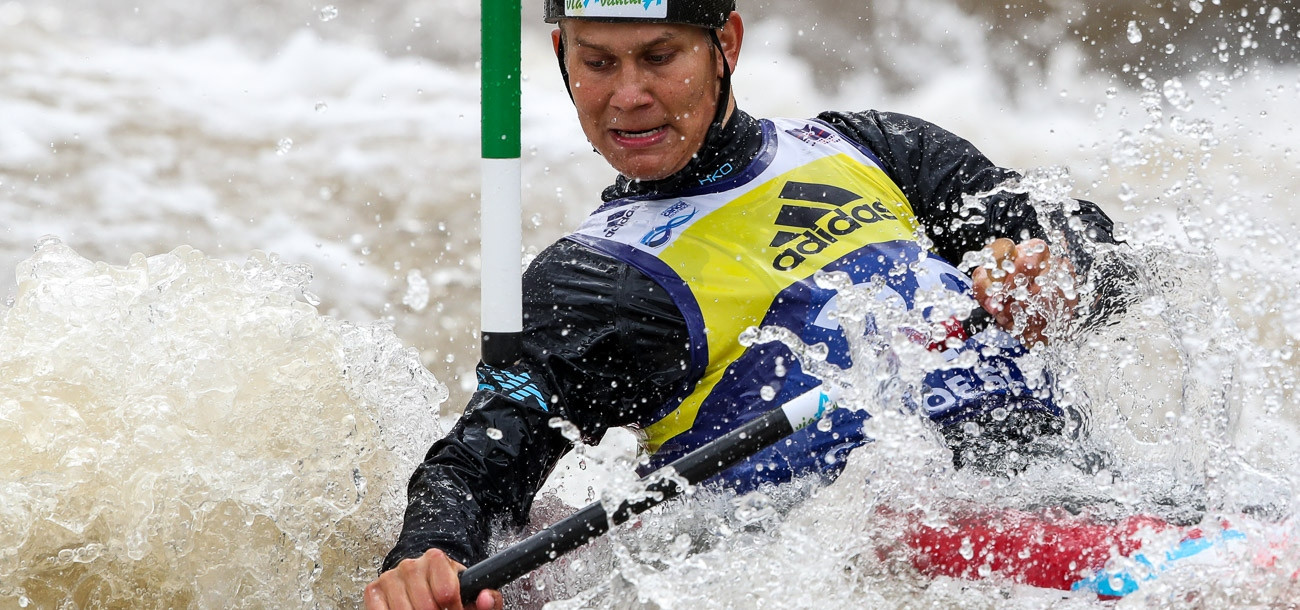 Surprises in qualification as ICF Canoe Slalom World Cup season begins