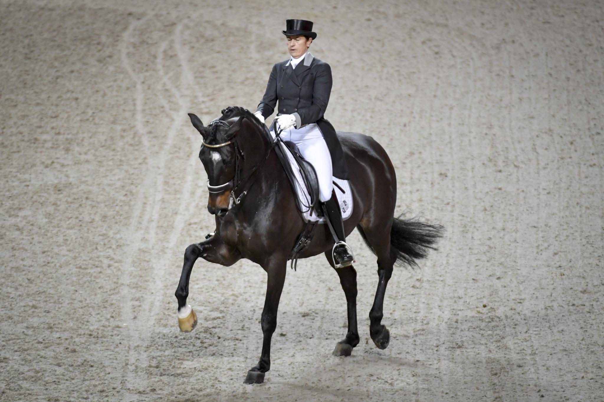 Sweden's Tinne Vilhelmson Silfven finished second ©Getty Images
