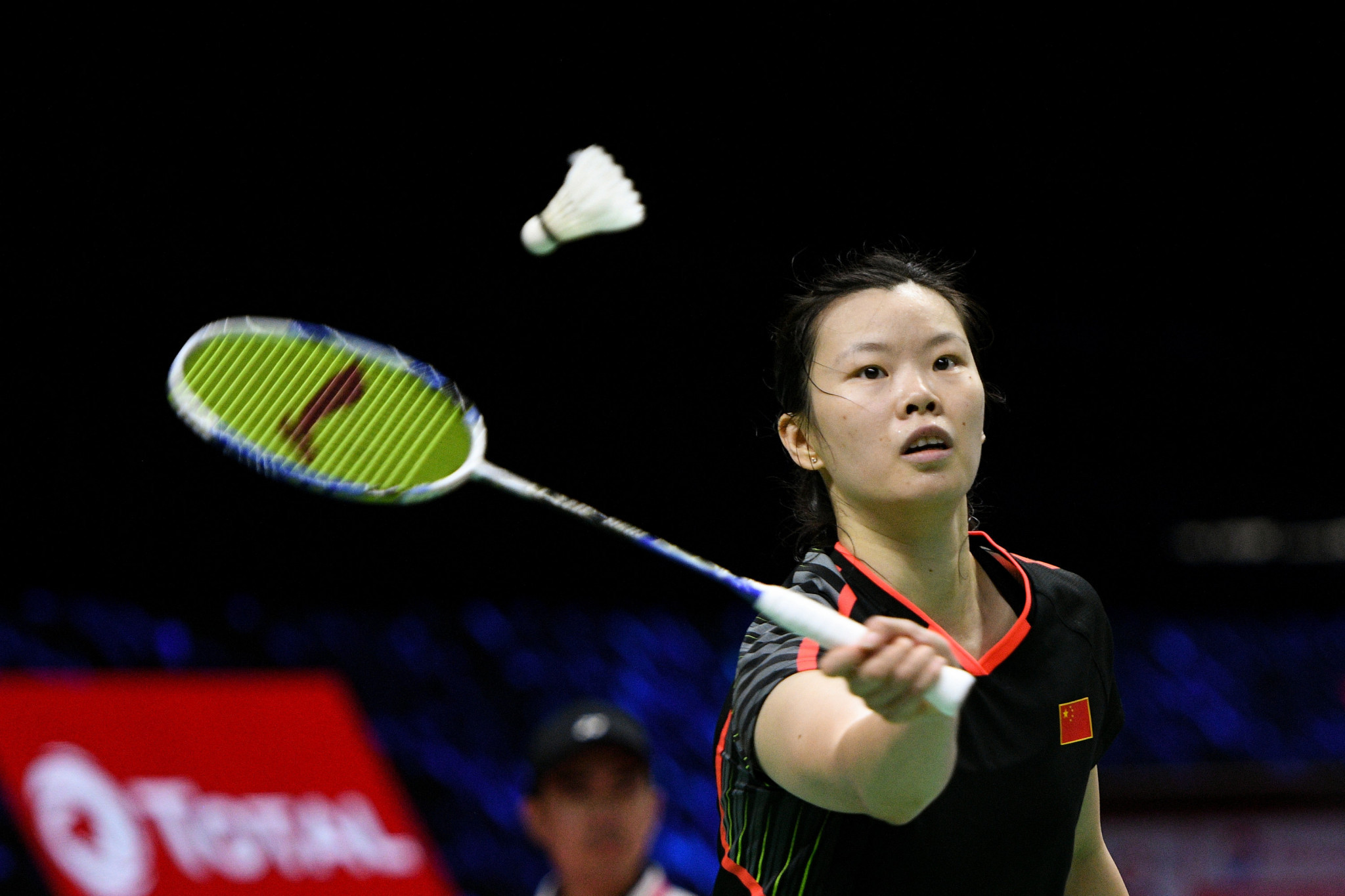 Li Xuerui continued her march in Canada ©Getty Images