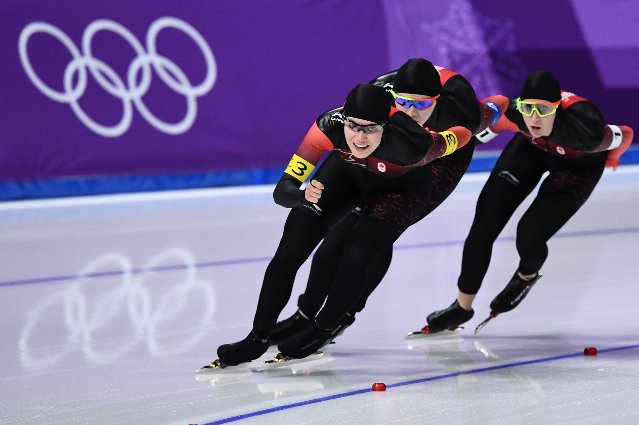 Canadian Morrison announces retirement from speed skating