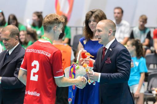 Chomnicki re-elected as Polish Floorball Federation President