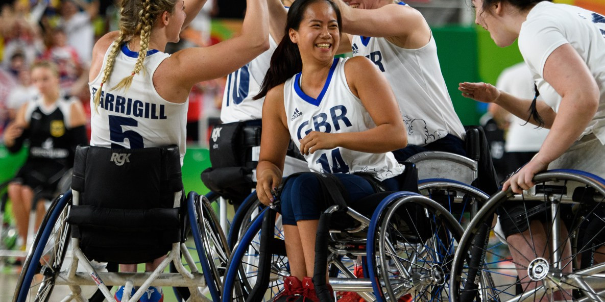 Britain name women's squad for World Wheelchair Basketball Championships