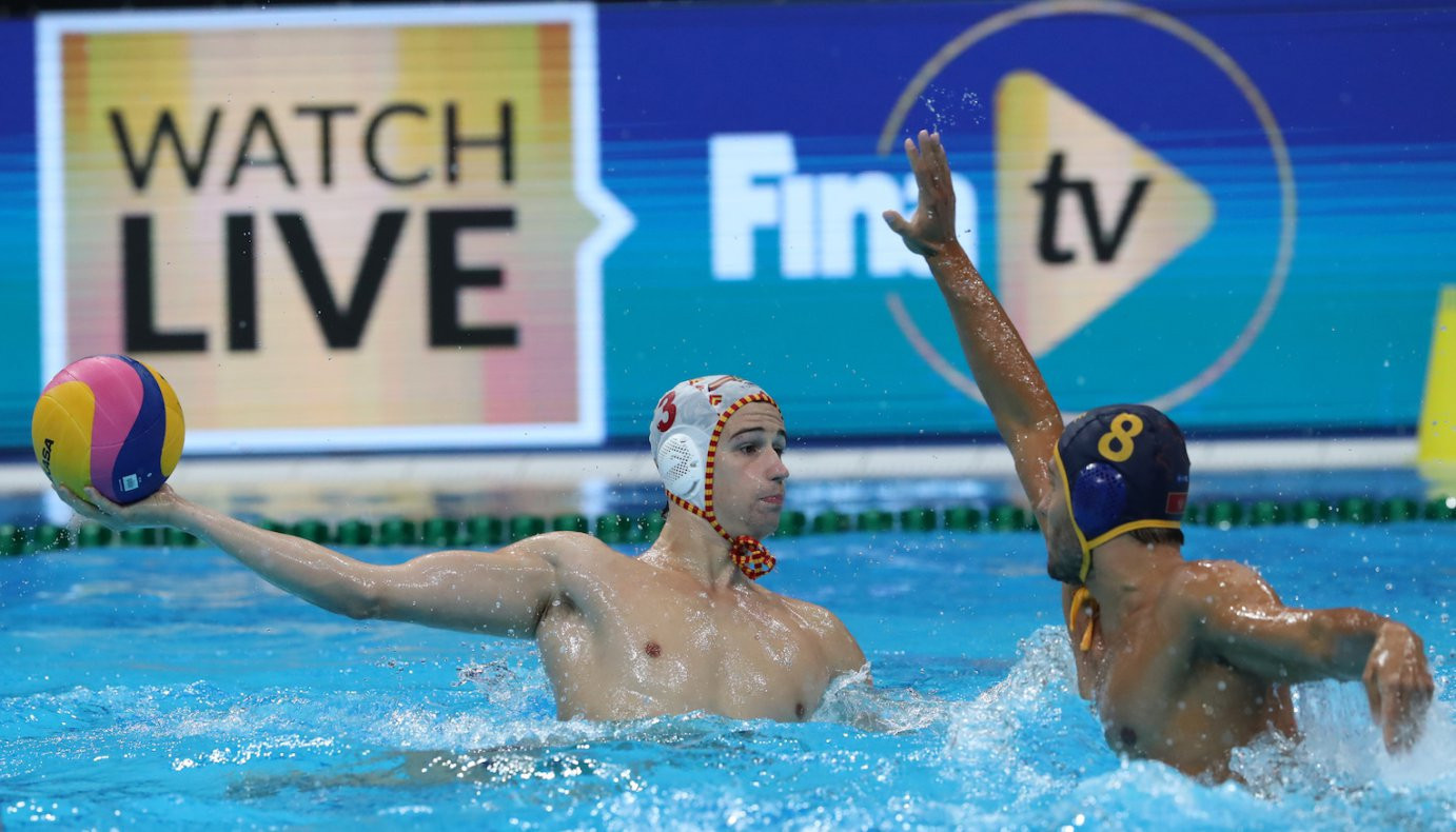 Montenegro won the FINA Men's Water Polo World League Super Final for the second time in Budapest ©FINA