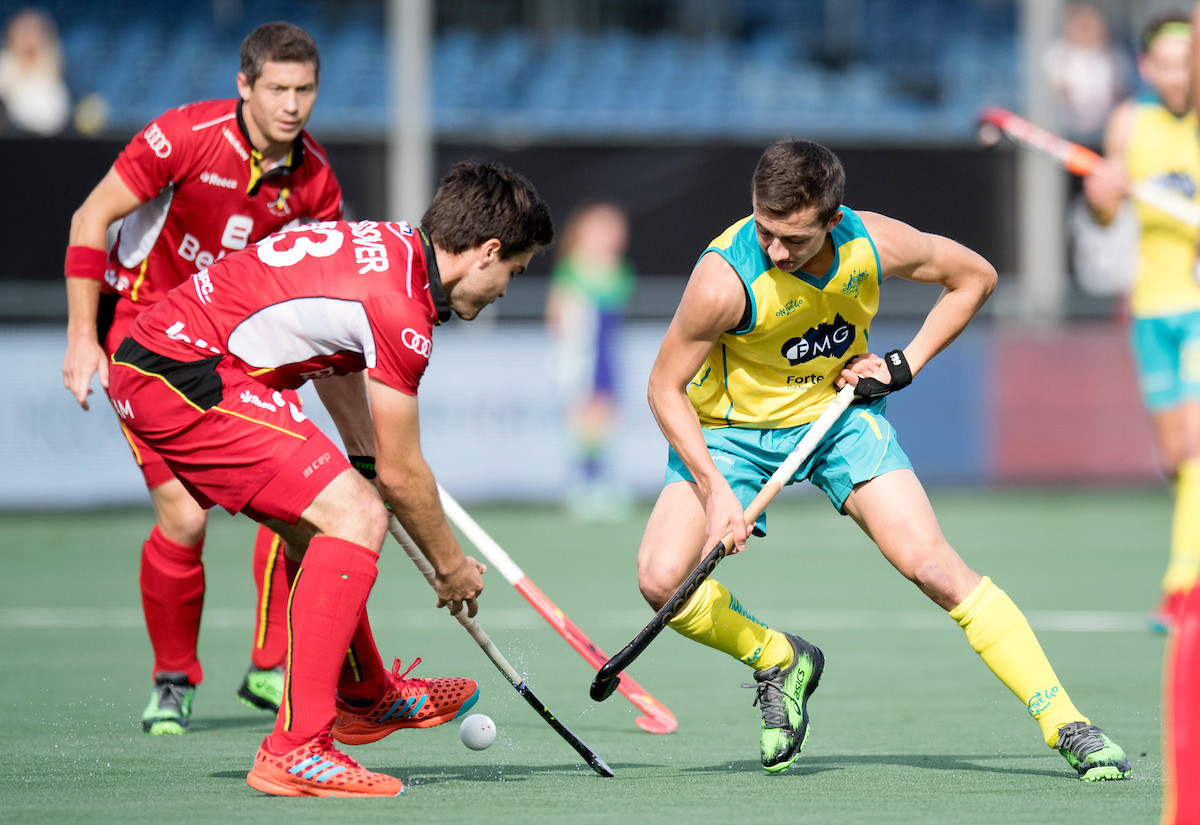 Australia and Belgium begin Hockey Champions Trophy with six-goal thriller