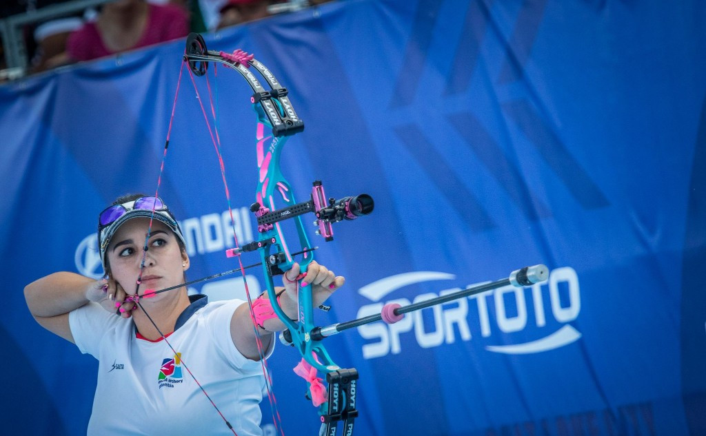 Lopez and Hansen among compound winners at Archery World Cup in Salt Lake City