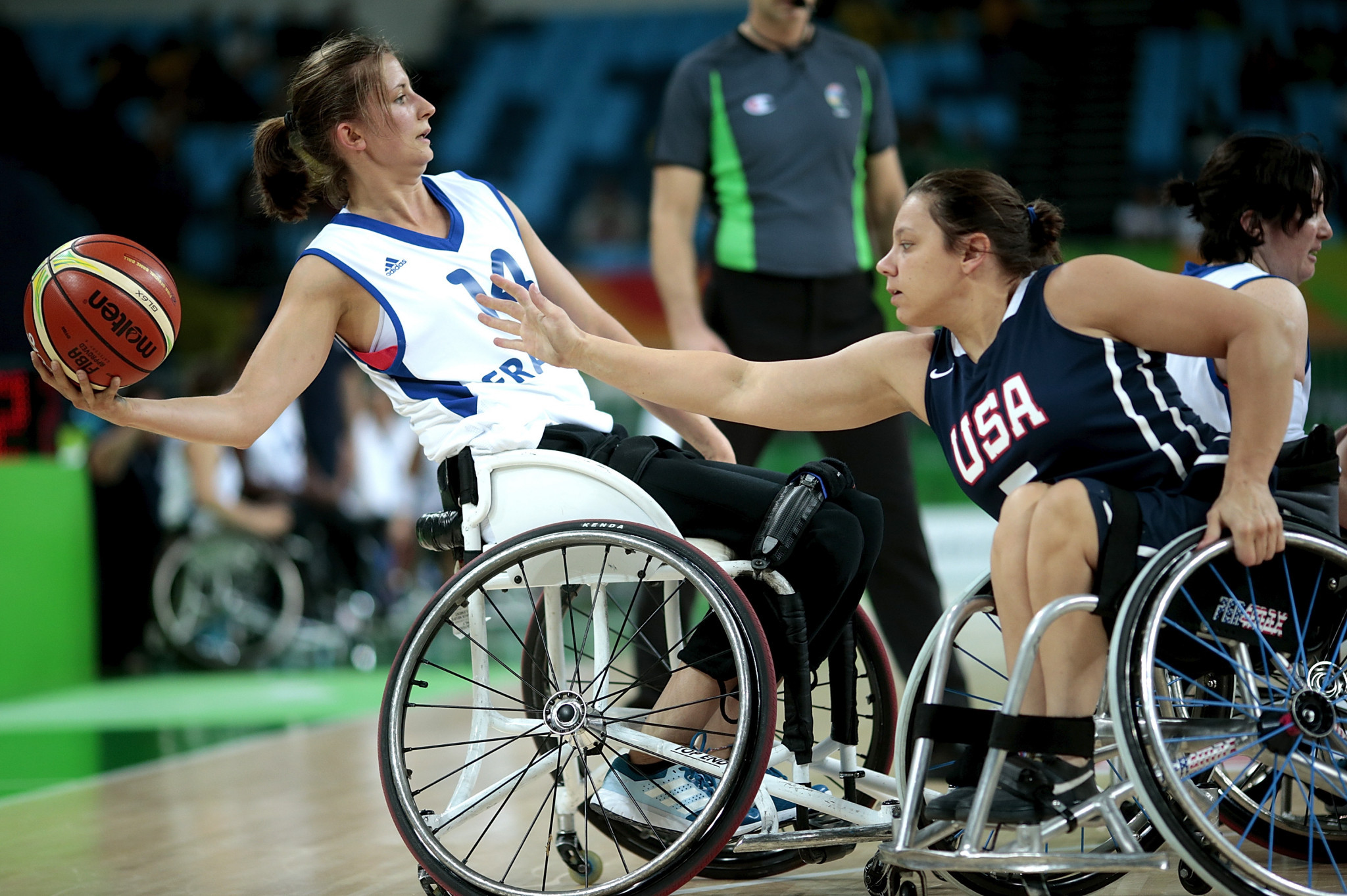 France announce women's squad for World Wheelchair Basketball Championships