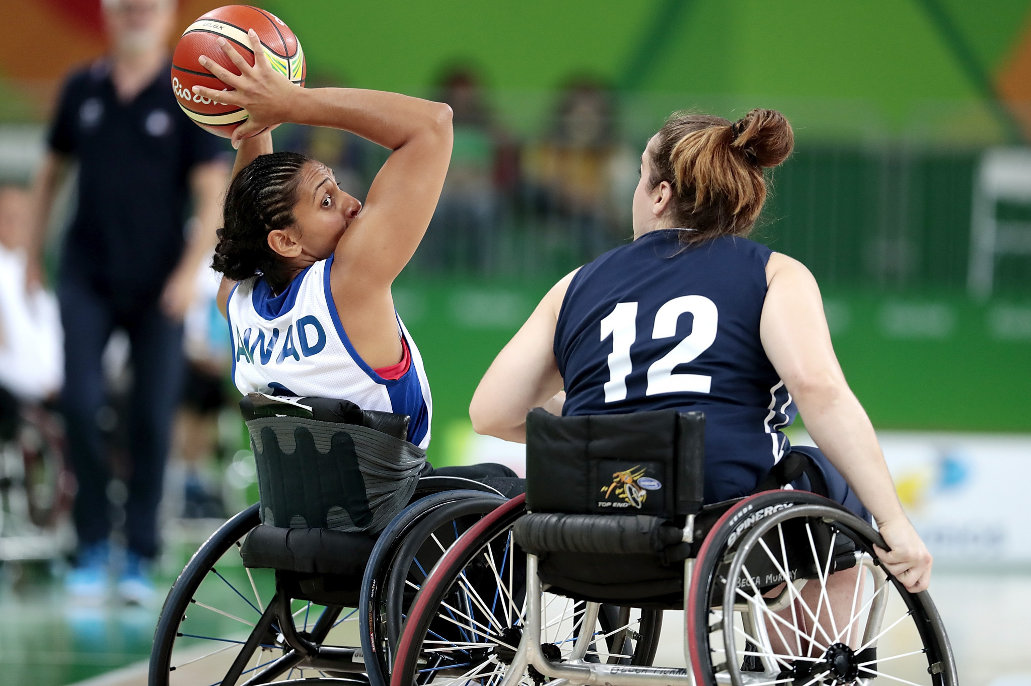 France will face Paralympic champions United States in the pool phase ©Getty Images