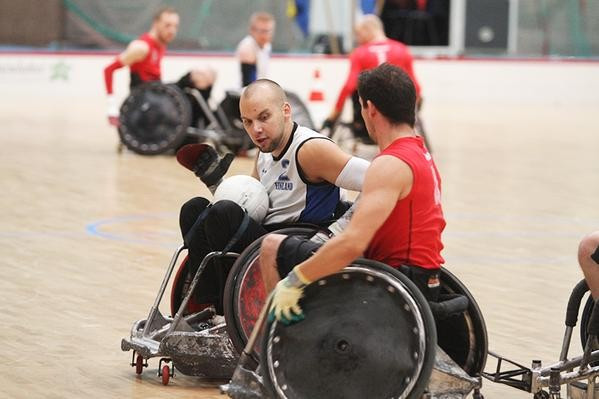 Dominant Danes cruise past hosts Finland at European Wheelchair Rugby Championships