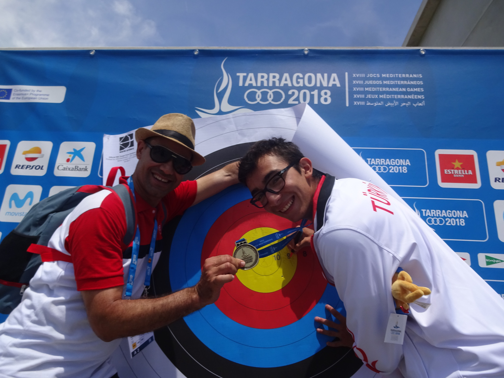 Turkish teenager tastes archery success at Tarragona 2019 Mediterranean Games
