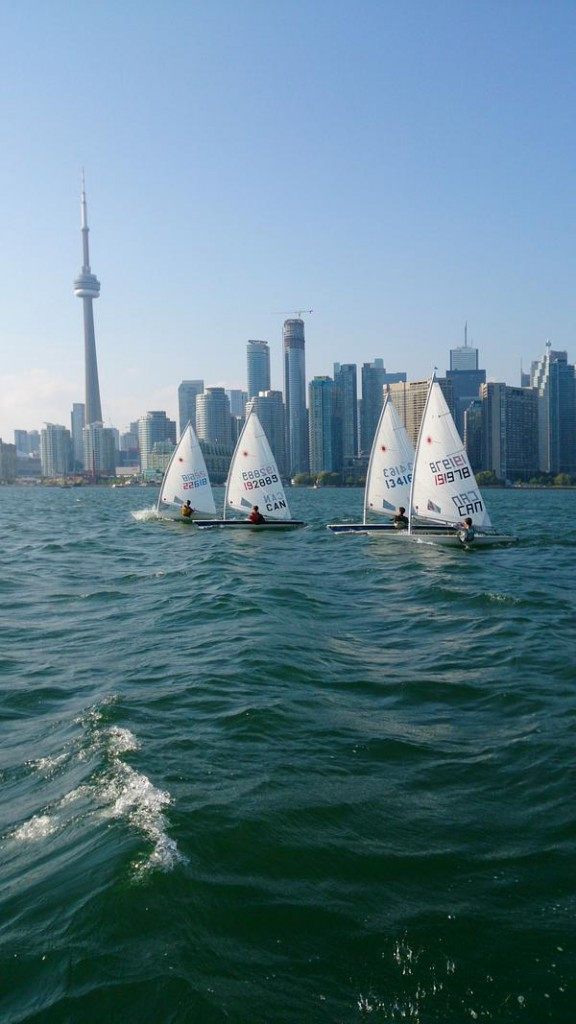 Toronto 2015 reveal Royal Canadian Yacht Club will host Pan American Games sailing competitions