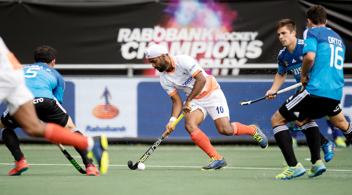 The Netherlands and India record impressive wins at Hockey Champions Trophy